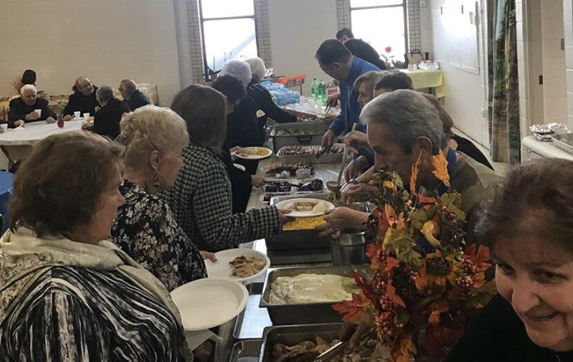 Thanksgiving Feast Luncheon