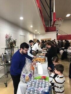 Vasilopita and Stewardship Luncheon