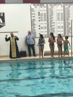 Dive for the Cross