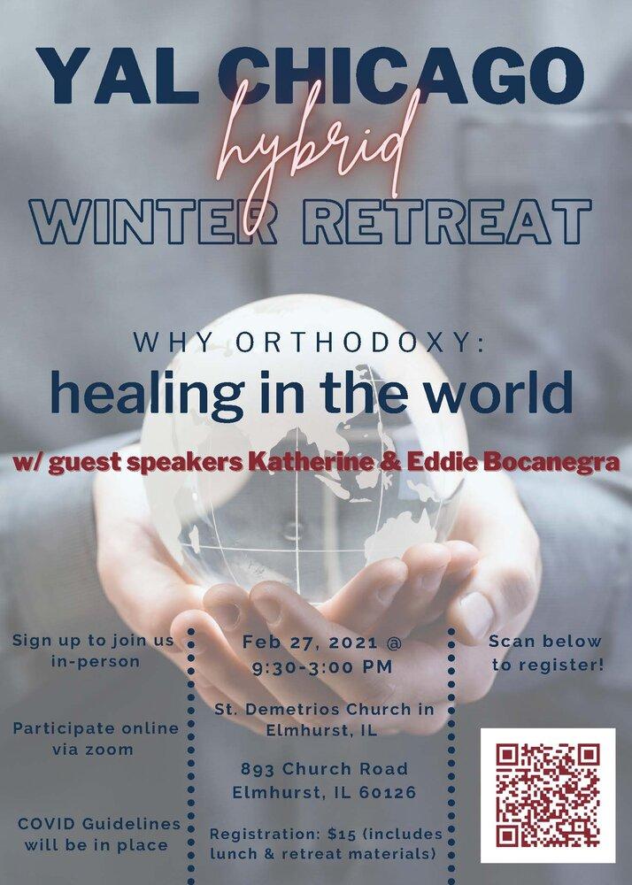 YAL Winter Retreat